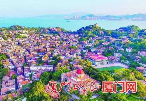 """厦门将申报国家历史文化名城 全力争取新""""城市名片"""""""