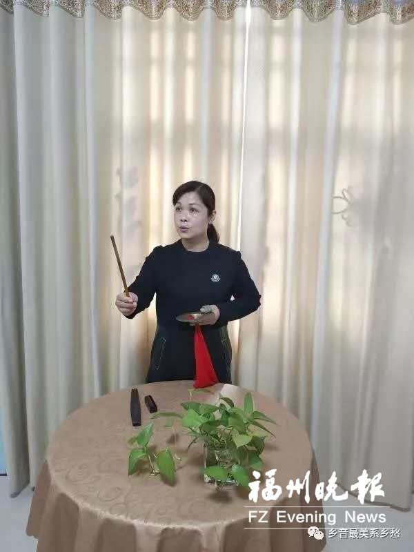"""侬家福州曲艺人 激情创作助战""""疫"""""""