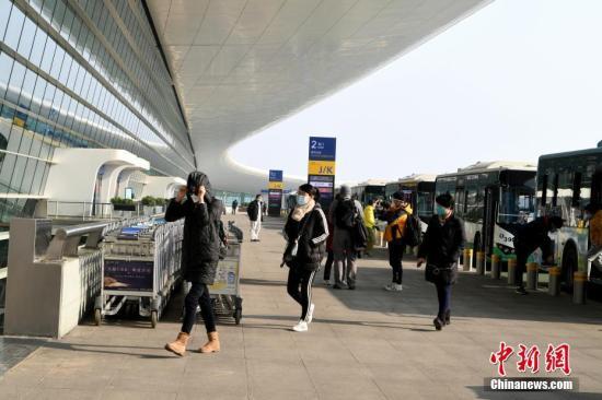 首批自武汉返台的台胞已解除隔离