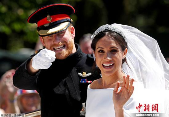外媒:哈里王子夫妇将于3月31日正式退出英王室