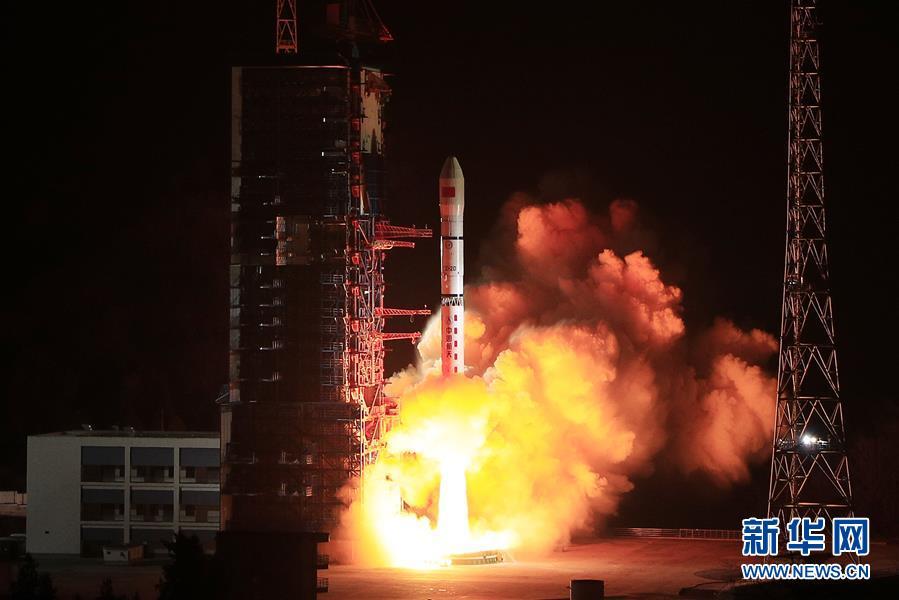 一箭四星:我国成功发射4颗新技术试验卫星