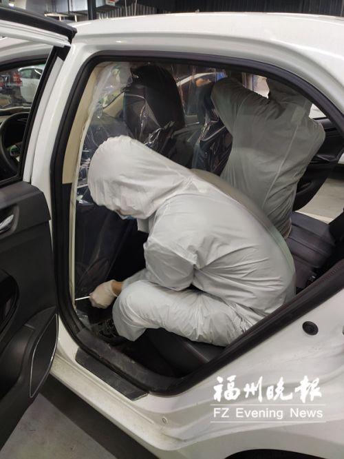 """福州:滴滴网约车将戴上""""透明口罩"""""""