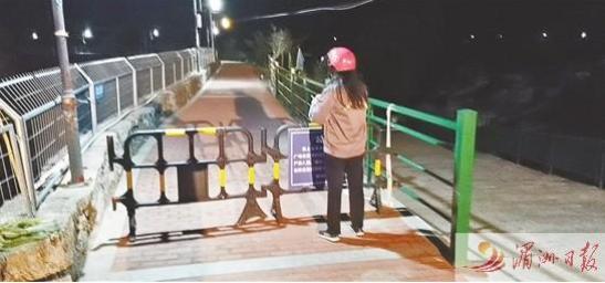 莆田市城市公園陸續有序開放 游客入園需佩戴口罩