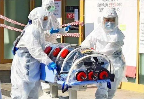 """韩国发生超级传播 韩国疫情告急 现役军人被感染 """"超级传播者""""出现"""