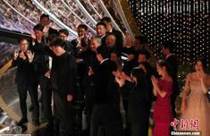 不满《寄生虫》夺奥斯卡大奖 特朗普吁好莱坞经典回归