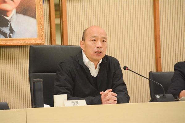 韓國瑜選前被造謠 吳子嘉赴高雄致歉獲原諒