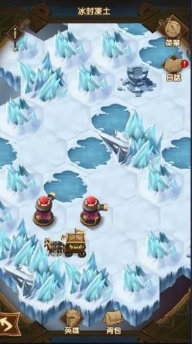 剑与远征冰封冻土图文攻略 冰封冻土路线选择 冰封冻土副本奖励