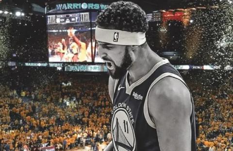NBA | 勇士宣布汤普森赛季报销 仍有希望出征东京奥运会