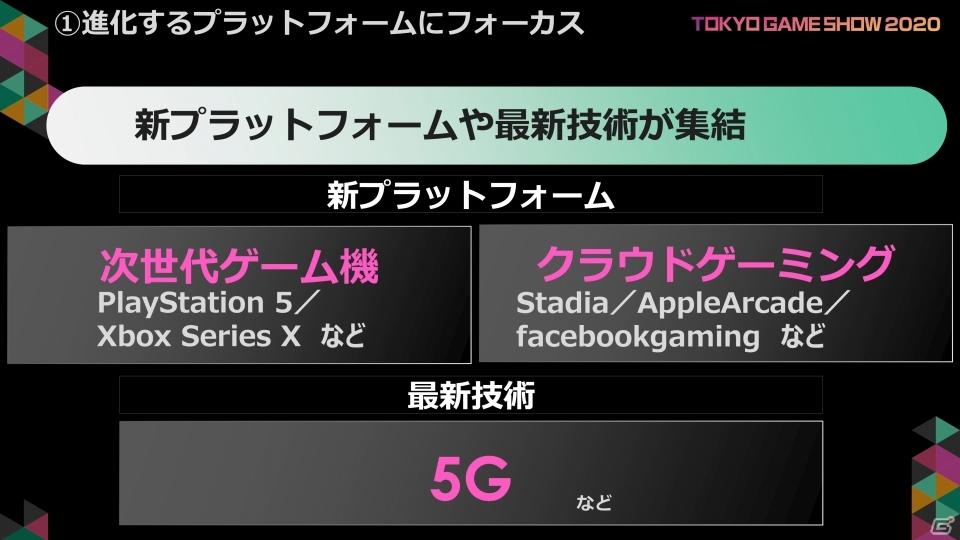 TGS 2020初步情报公开 PS5、Xbox X主机将出场