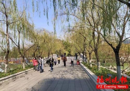 福州一天2万人次逛公园!这个时段请避开!