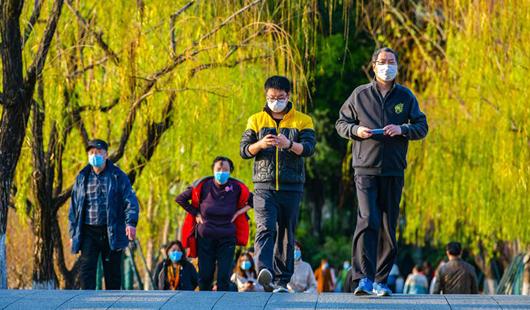 福州一天2萬人次逛公園!這個時段請避開!