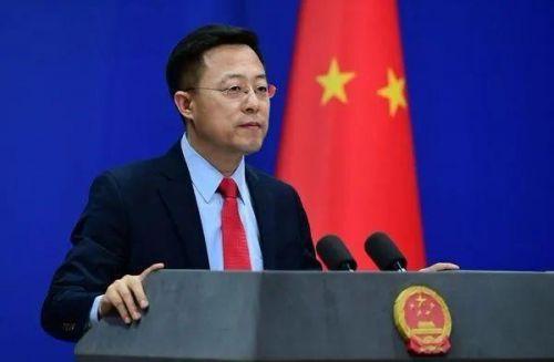 外交部新任发言人是谁?外交部新任发言人赵立坚个人简历照片