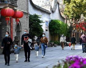 福州三坊七巷已于近日开放通行