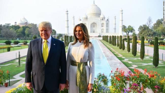 特朗普访印怎么回事? 特朗普访印为的是什么?