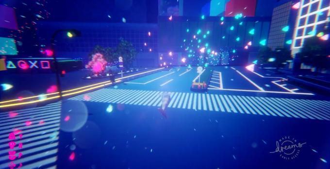Fami通游戏评分 《梦境 Dreams》获得36分登白金