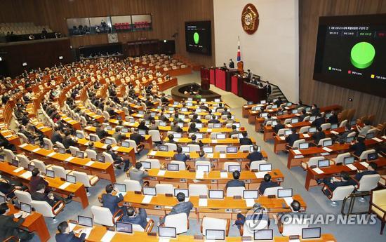 韩国修订法律 可禁止传染病流行地外籍人员入境