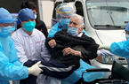 93岁!澳门皇冠注册官网省最高龄新冠肺炎患者治愈出院
