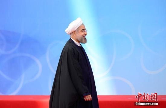 伊朗总统:新冠病毒检测试剂盒正进行测试 不久将量产