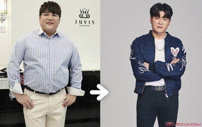神童瘦了62斤怎么回事?SJ神童三个月是如何减掉62斤的减肥方法曝光