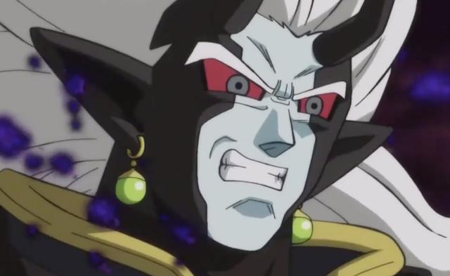 超龙珠英雄20集:红发大特绝杀魔界王,超4贝吉特大显神威