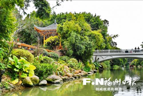 生态添姿文化添韵 福州全力打造白马河精品旅游项目