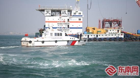 廈門海事局保障海上客運交通陸續復航