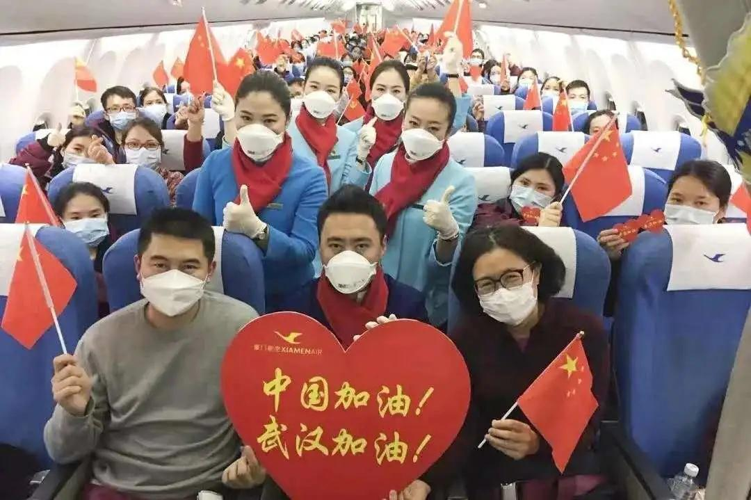保額2.1億 漳州向抗疫一線醫護人員贈送女性安康特別險