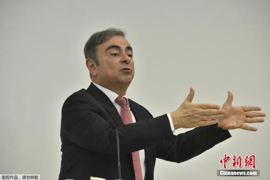 要引渡戈恩?日本法务副大臣将赴黎巴嫩进行交涉