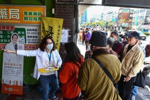 網絡調查:高達68.88%臺灣民眾不滿意蔡當局防疫成效