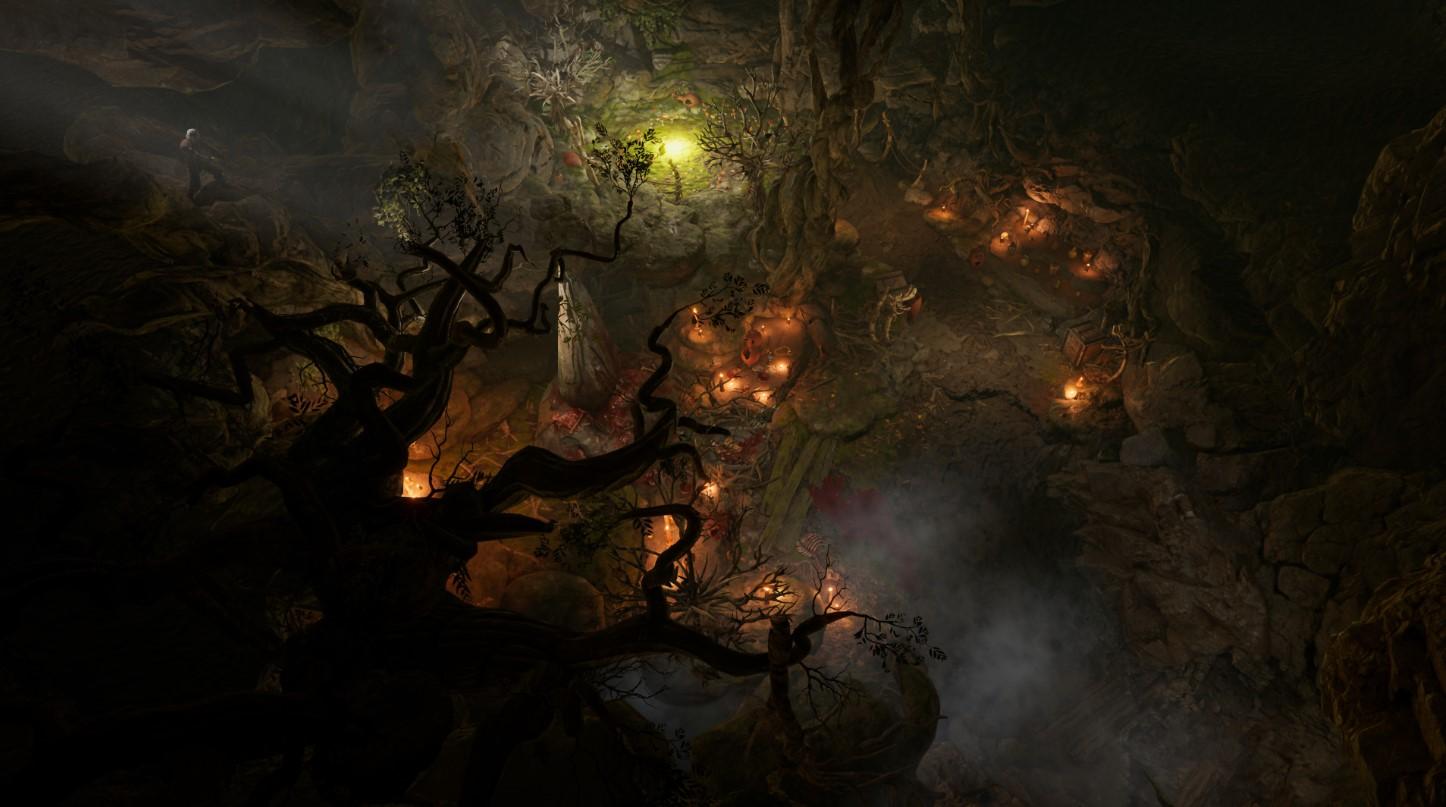 《博德之门3》新情报截图 游戏时间超过100小时