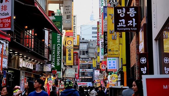 韩国疫情扩散 近半中国留学生未报到