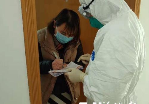 """福州""""90后""""醫生高偉熙:""""等這里工作結束,我還想去支援武漢"""""""