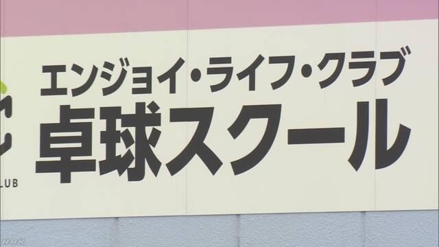 日本新瀉發現新冠集體感染:5患者同所乒乓學校