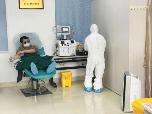 """全省首例危重症康复者捐献血浆!""""知道我的血浆能救人,就来了"""""""