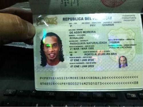 小罗因假护照被捕怎么回事 为什么要用假护照