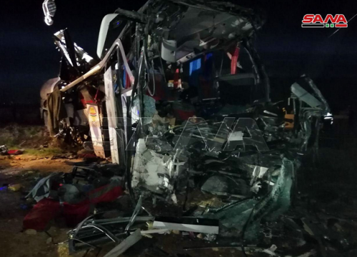 叙利亚严重车祸最新消息 车祸现场图原因是什么伤亡情况如何