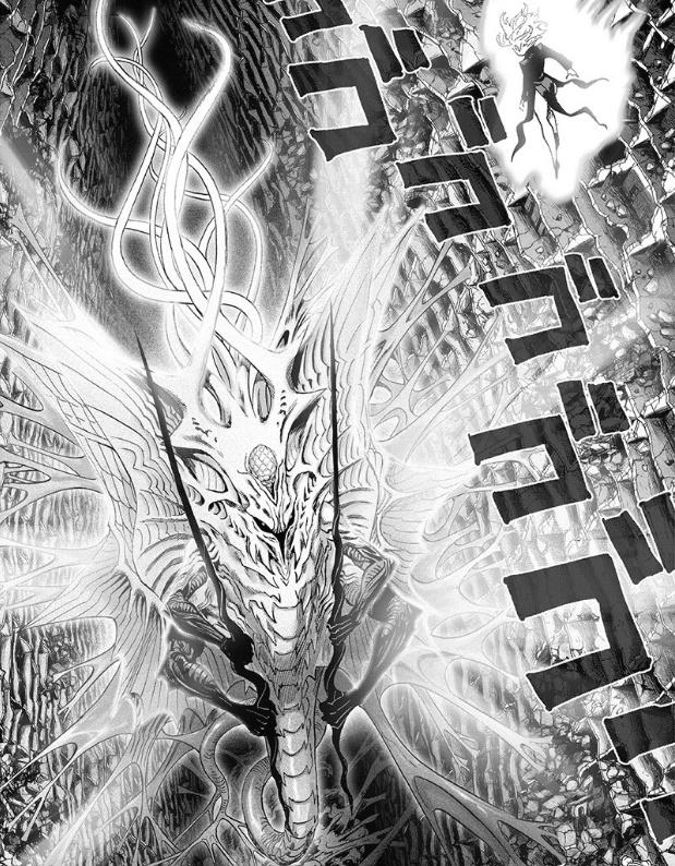 一拳超人漫画171话在线看:龙卷险些被赛大蛇击杀,埼玉愤怒一拳救下龙卷