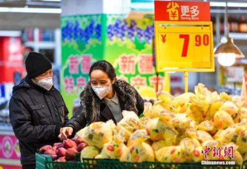 国家统计局解读2月CPI:消费领域价格继续上涨