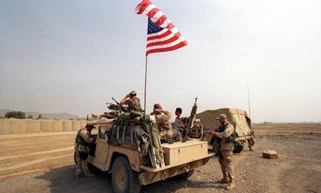 美国从阿富汗撤军怎么回事 驻阿富汗美军已开始有条件撤出