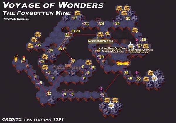剑与远征地渊洞窟攻略 地渊洞窟快速拿T1宝箱方法讲解
