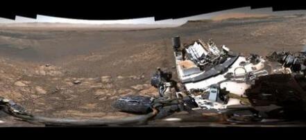 18亿像素火星全怎么拍摄的 火星18亿像素照片原图公开(2)