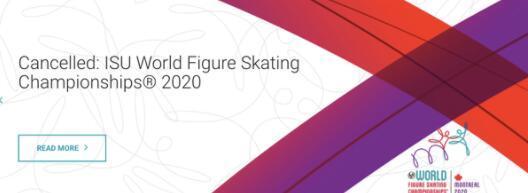 花滑世锦赛取消详细情况 花滑世锦赛重新举办时间什么时候