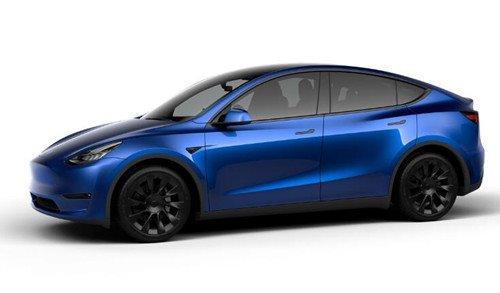 特斯拉Model Y新增黑白高级内饰,选配价9500元