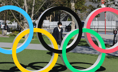 日本首相安倍晋三再次强调东京奥运会将如期举行