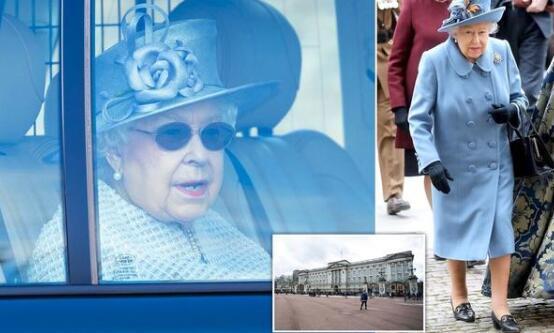 英国女王离开白金汉宫怎么回事 伊丽莎白二世搬到哪里住了