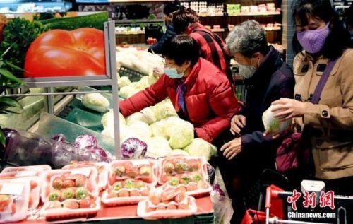 國家統計局:前兩月消費同比下降20.5%