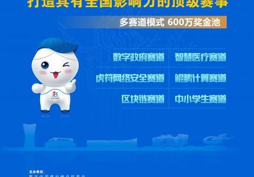2020數字中國創新大賽漸入佳境  六大賽道精彩紛呈