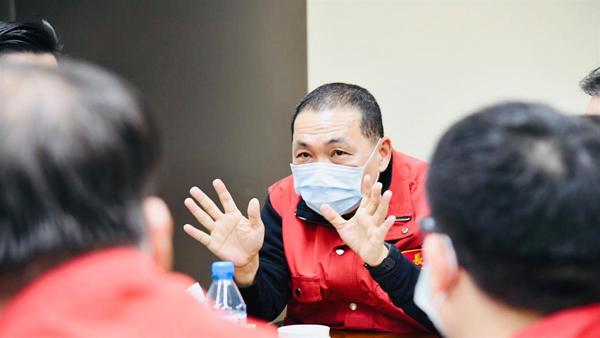 臺灣新北市:高中職以下師生6月底前禁止出境