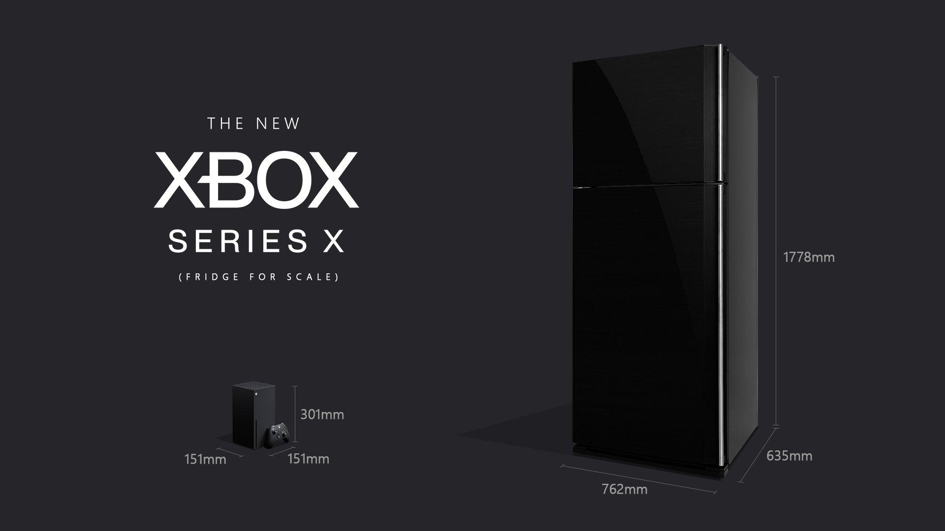 Xbox Series X完整規格公開!主機首露真容