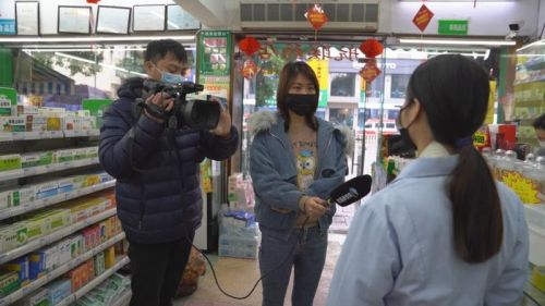 长乐区融媒体中心:防控疫情 我们在行动